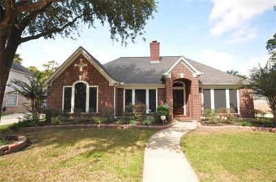 Humble Single Family Home For Sale: 8319 Nyad Lane