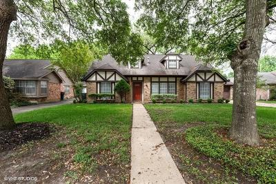 Houston Single Family Home For Sale: 2611 Pomeran Drive
