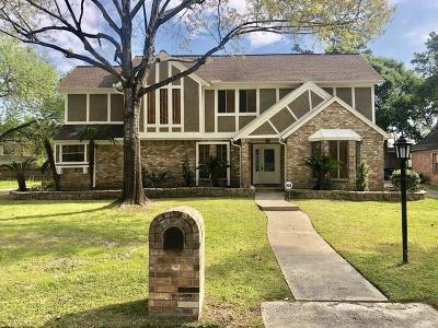 Spring Single Family Home For Sale: 16010 Southampton Drive