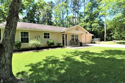 Conroe TX Single Family Home For Sale: $162,000