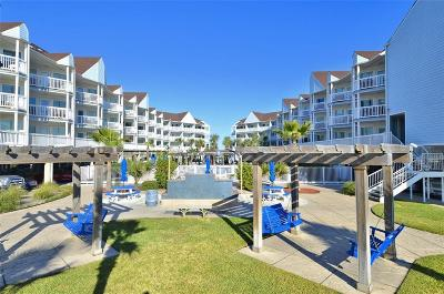 Galveston TX Condo/Townhouse For Sale: $155,000