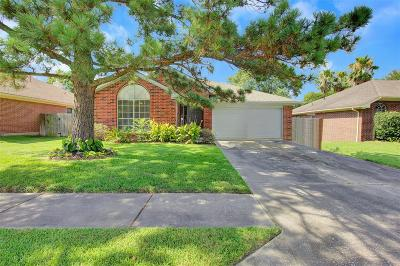 Spring Single Family Home For Sale: 3410 Crystal Dove Drive