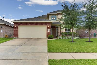Tomball Single Family Home For Sale: 8914 Hostler Drive