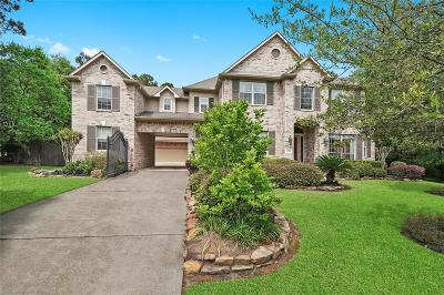 Conroe Single Family Home For Sale: 10109 Aspen Star Court