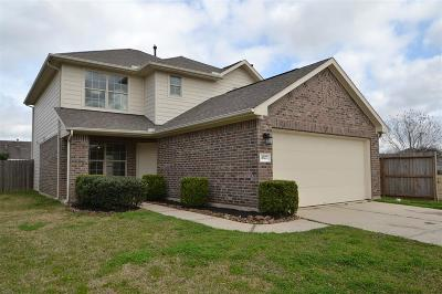 Baytown Single Family Home For Sale: 4327 Crossvine Avenue