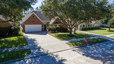 Humble Single Family Home For Sale: 7534 Pine Hollow Drive