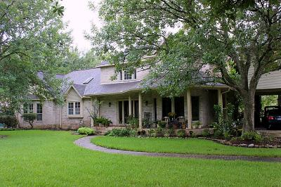 Friendswood Single Family Home For Sale: 38 Wilderness Trail