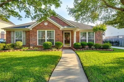 Sugar Land Single Family Home For Sale: 5014 Brush Field Lane