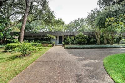 Houston Single Family Home For Sale: 5653 Pine Forest Road