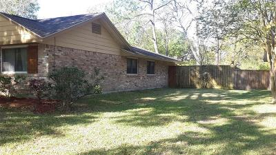 Single Family Home For Sale: 1611 Ramada Drive