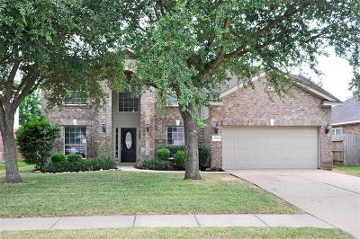 Katy Single Family Home For Sale: 19511 Golden Willow Drive