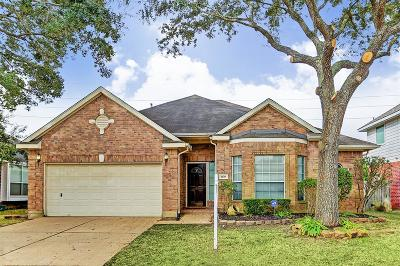 Pearland Single Family Home For Sale: 1030 Portsmouth Drive