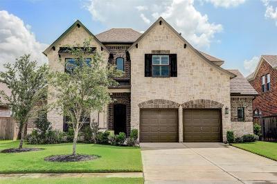 Manvel Single Family Home For Sale: 4311 Dalea Clover Lane