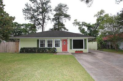 Harris County Rental For Rent: 923 43rd Street