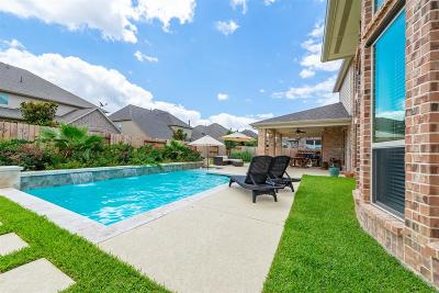 Katy Single Family Home For Sale: 2807 Carriage Hollow Lane