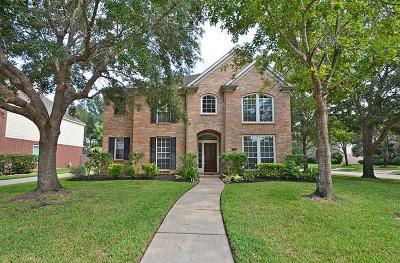 Cinco Ranch Single Family Home For Sale: 22419 Lauras Glen Ct