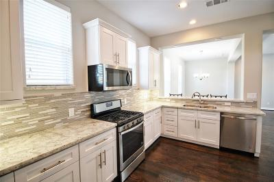 Houston Single Family Home For Sale: 709 Link Road
