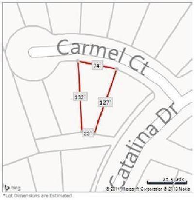Galveston Residential Lots & Land For Sale: Lot 22 Carmel