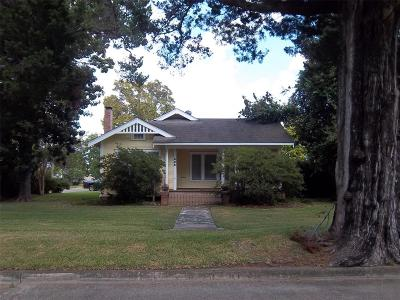 Single Family Home For Sale: 522 Milam Street