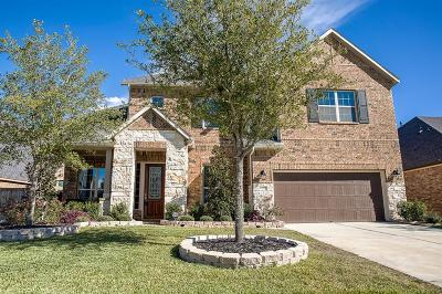 Cypress Single Family Home For Sale: 15315 Huckleberry Harvest Trail