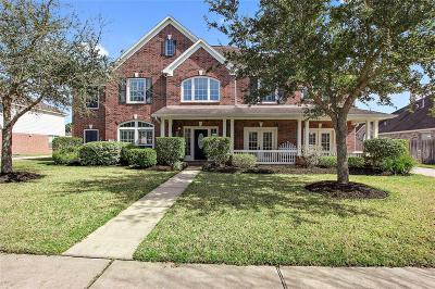 Friendswood Single Family Home For Sale: 2007 Sandy Lake Drive
