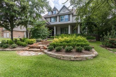 The Woodlands TX Single Family Home For Sale: $529,900