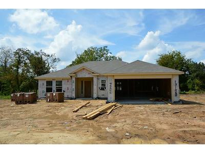 Willis Single Family Home For Sale: 13158 Crestview