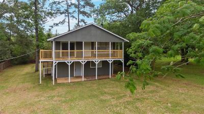 Polk County Single Family Home For Sale: 542 Hickory Lake