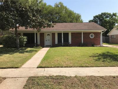 Houston Single Family Home For Sale: 11315 Sagepark Lane
