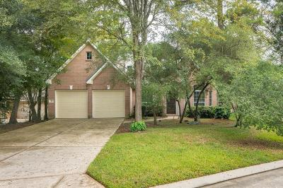 The Woodlands Single Family Home For Sale: 10 Belcarra Place