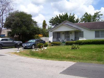 Houston Single Family Home For Sale: 8622 Lipan Road