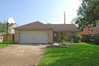 Fort Bend County Single Family Home For Sale: 2827 Lakefield Way
