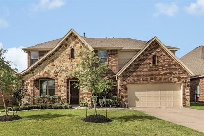 League City Single Family Home For Sale: 6285 Western Skyes Drive