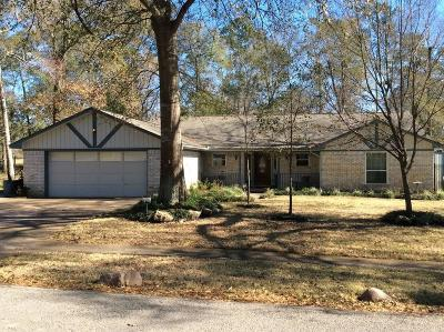 Conroe TX Single Family Home For Sale: $250,000