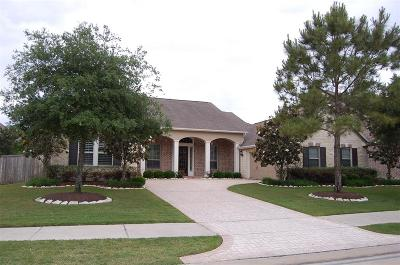 Katy Single Family Home For Sale: 10118 Winding Glen Drive