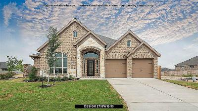 New Caney Single Family Home For Sale: 23626 Crossworth Drive