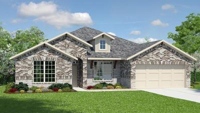 Tomball Single Family Home For Sale: 12614 Fort Isabella Drive