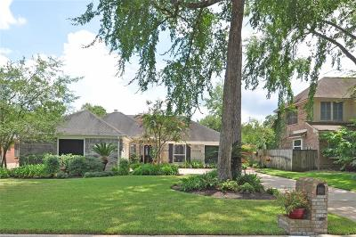 Kingwood Single Family Home For Sale: 3918 Hill Springs Drive