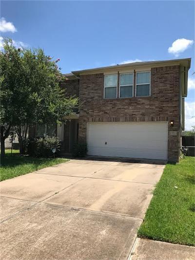 Richmond Single Family Home For Sale: 8411 Garrett Green Lane