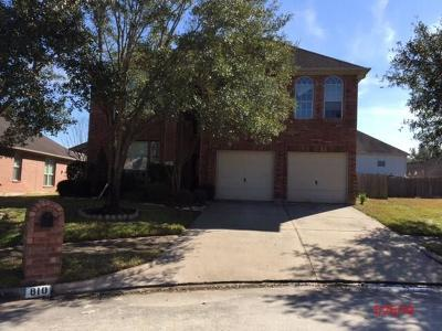 Single Family Home For Sale: 810 Cypresswood Bough
