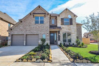 Missouri City Single Family Home For Sale: 8726 Silver Crest Lane