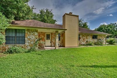 Navasota Single Family Home For Sale: 704 Gibbs Street