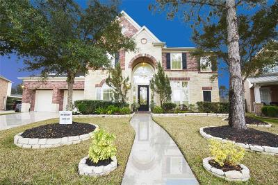 Katy Single Family Home For Sale: 9511 Lily Glen Lane
