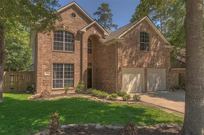 Montgomery Single Family Home For Sale: 3318 Oak Knoll Court