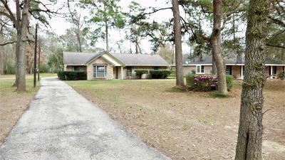 Houston Single Family Home For Sale: 18410 Leinad Drive