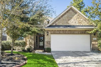 The Woodlands Single Family Home For Sale: 26115 Brickhill Drive