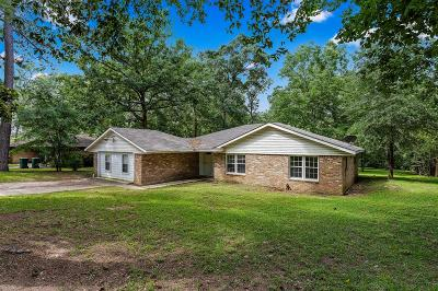 Conroe Single Family Home For Sale: 107 Sunset Boulevard