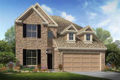 Alvin Single Family Home For Sale: 2195 Ann Street