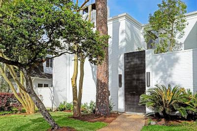 Houston Condo/Townhouse For Sale: 163 Sage Road