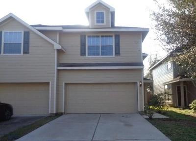 Houston Condo/Townhouse For Sale: 3147 Atherton Canyon Lane
